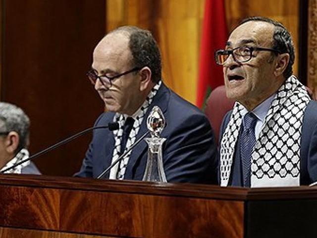 Jérusalem: Le parlement marocain condamne fermement la décision de l'administration américaine