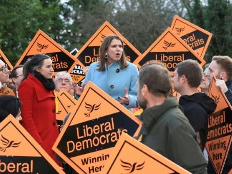Elections britanniques: ces partis qui peuvent faire la différence