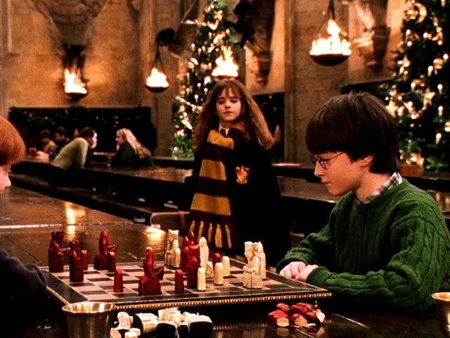 Calendriers de l'avent #HarryPotter