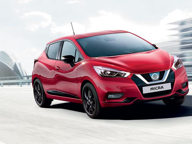 Votre Nissan MICRA Disponible à 9990€