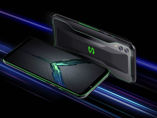 Xiaomi Black Shark 2: le smartphone «gaming» qui voulait devenir une Nintendo Switch