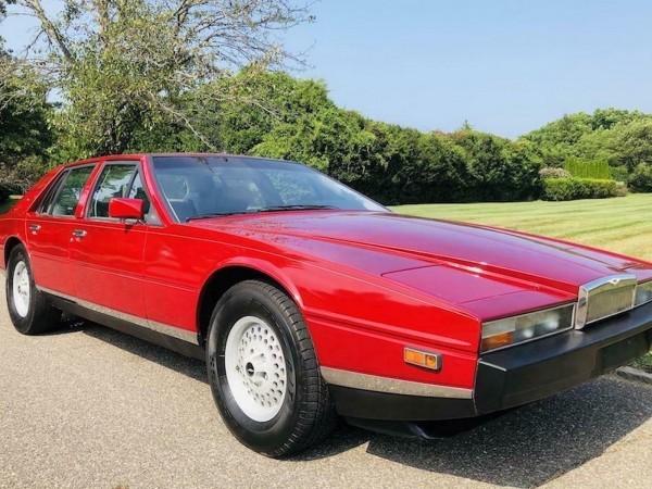 Une superbe Aston Lagonda Serie 2 à vendre