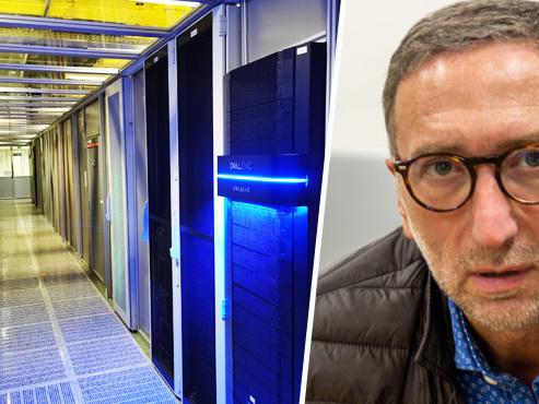 Comment fonctionnent les grands data centers? Nous avons visité celui de chez Proximus