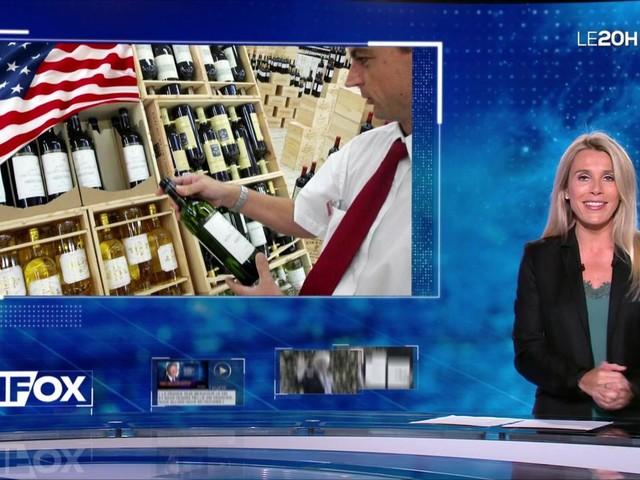 INFOX - Le vin de français est-il moins taxé que le vin américain ?