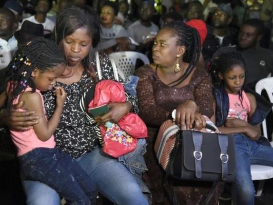 Nigérians rapatriés d'Afrique du Sud: «J'aurais pu mourir. Je me suis enfui»