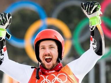 Sam Maes 32e du slalom géant, Hirscher impérial