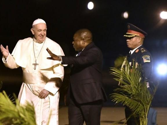 Le pape au Mozambique pour marteler son appel à la paix