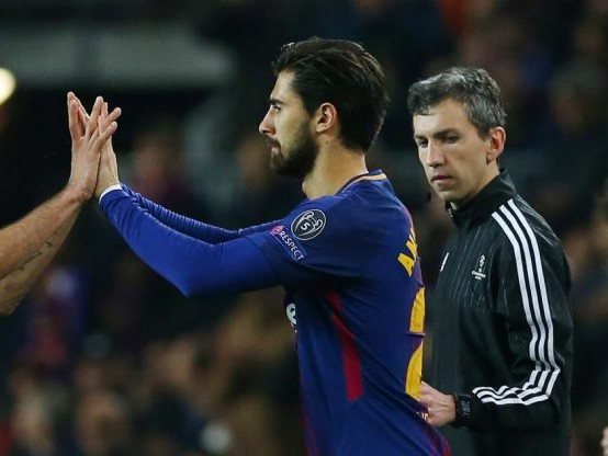 Foot - Transferts - Barça : André Gomes dans le viseur de Tottenham ?