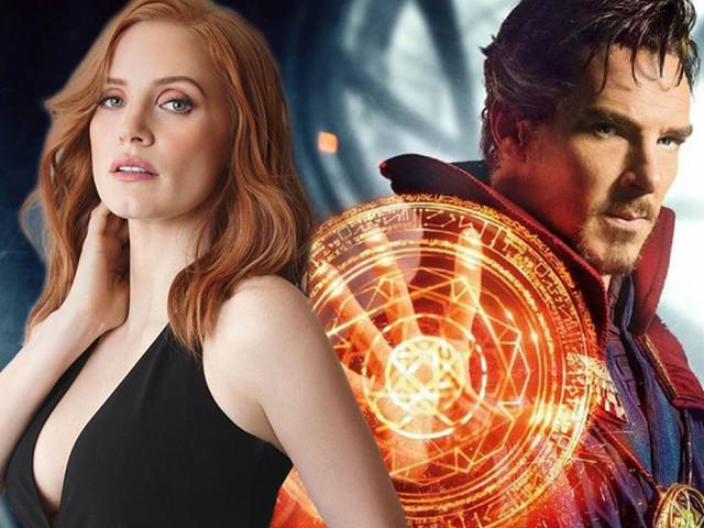 Doctor Strange : Jessica Chastain a refusé un rôle pour une bonne raison