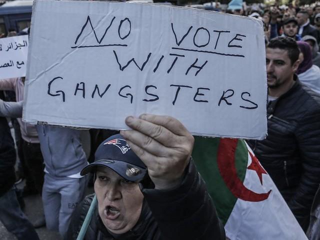 En Algérie, l'élection présidentielle marquée par une abstention record