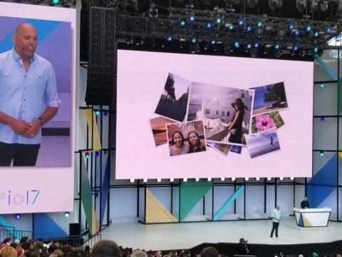 Stockage illimité des photos sur Google Photos pour les utilisateurs d'iPhone