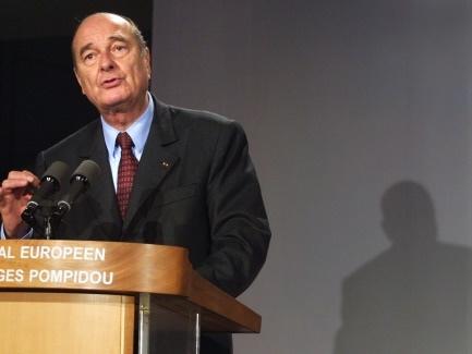 Jacques Chirac: une carrière unique, des postures multiples
