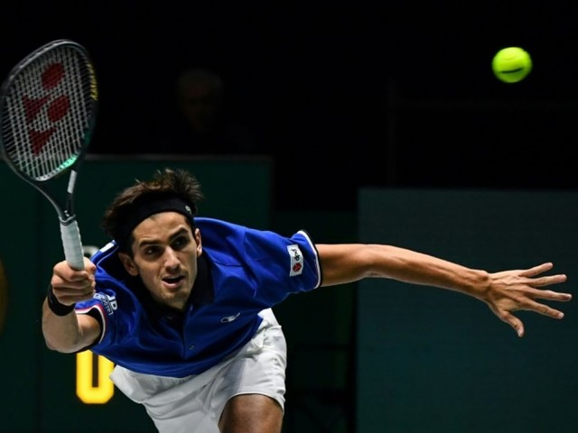 "Coupe Davis: ""Extrêmement rapide"", estime Herbert"