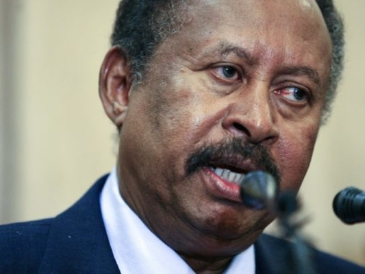 Rencontre à Paris entre le Premier ministre soudanais et l'un des chefs rebelles du Darfour