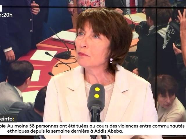 """Audition d'Alexandre Benalla : """"Nous n'arrivons toujours pas à cerner quelle était sa mission"""" estime Marie-Pierre de la Gontrie"""