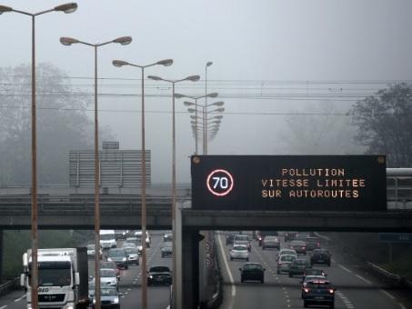 Pollution atmosphérique: levée des mesures d'urgence dans le Bas-Rhin
