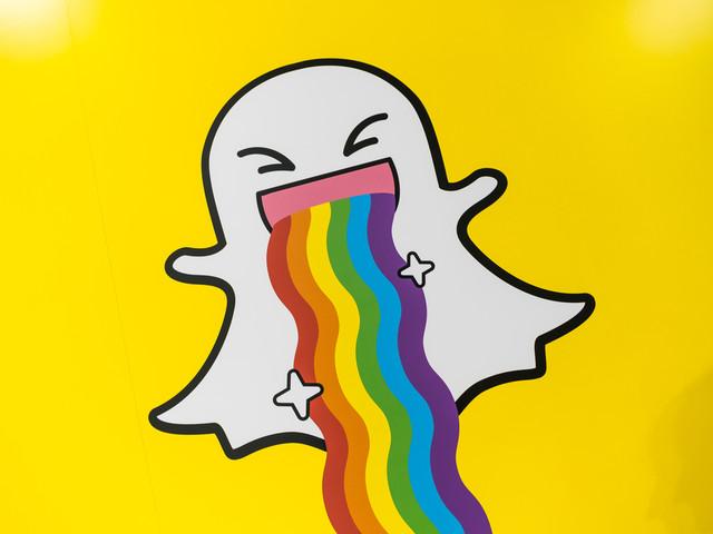 Réaliser une capture d'écran sur Snapchat