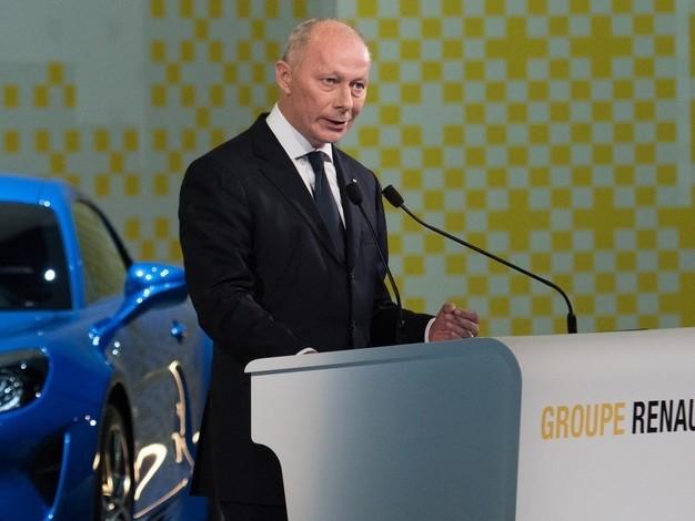 Thierry Bolloré, futur directeur général de Renault: promotion accélérée, malédiction brisée