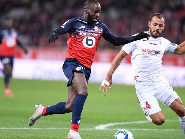 Football / Ligue 1 : Montpellier s'incline à Lille (2-1)