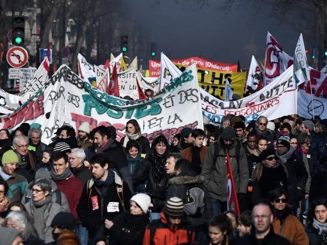 À Paris, la réforme des retraites continue de mobiliser les opposants