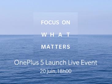 Découvrez le OnePlus 5 avec FrAndroid : live, test, vidéo…