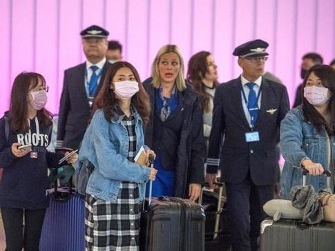 Un 3e cas de virus chinois aux Etats-Unis, en Californie