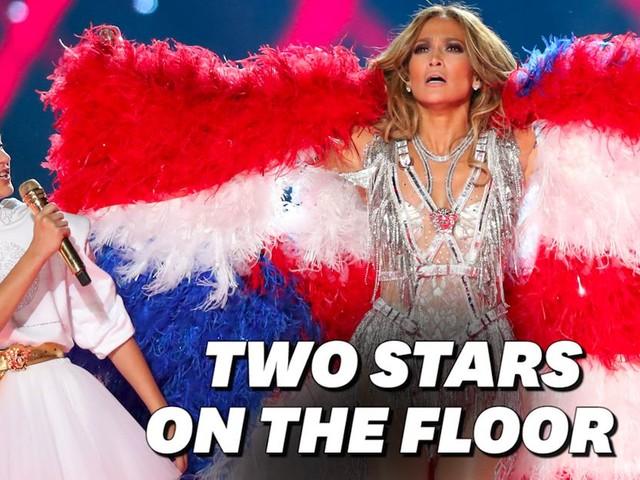 Au Super Bowl 2020, Jennifer Lopez a fait monter sa fille sur scène