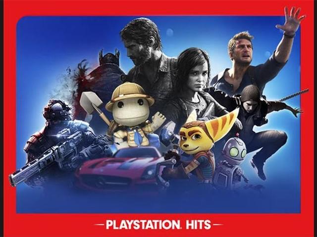 Les PlayStation Hits de Sony, une sélection de jeux PS4 à 20€