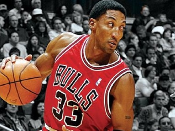 Les 39 points, 10 passes et 9 interceptions de Scottie Pippen en 1994