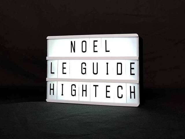 J-15 avant Noël : découvrez nos dernières idées cadeaux high-tech dès 5 euros