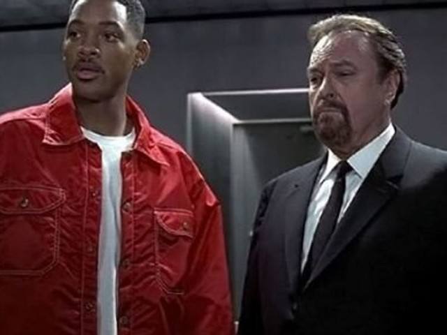 "Rip Torn, l'agent Z de ""Men in black"", est mort"