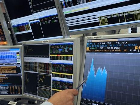 La Bourse de Paris en baisse dans la matinée