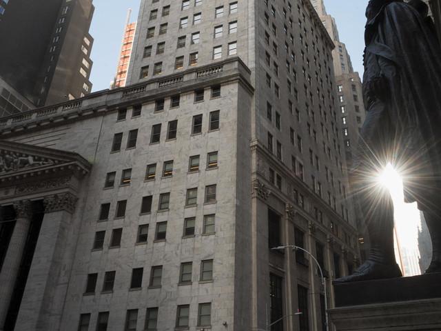 Wall Street termine en hausse après de bons résultats d'entreprises