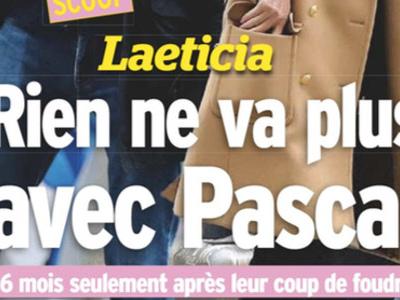 Laeticia Hallyday, zone orageuse avec Pascal, étrange décision