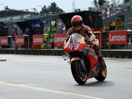 MotoGP: Marquez en pole au GP de Rép. tchèque, Zarco surprenant 3e