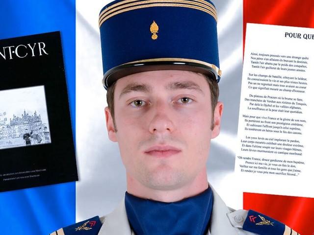 Le poème de Clément Frison-Roche sur la mort pour la France