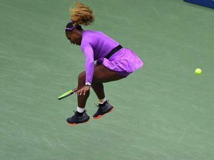 """US Open: Serena se sent """"si près et pourtant si loin"""" d'un titre majeur"""