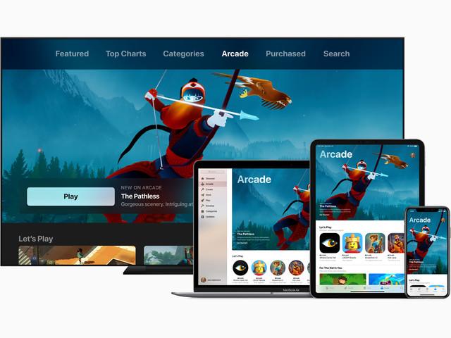 Carte de crédit, Vidéo, presse, jeux : Les 4 nouveaux services d'Apple