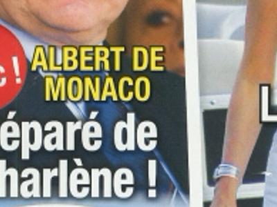 Charlène de Monaco, «éloignée» de son mari, étonnant clin à ses jumeaux, (photo)