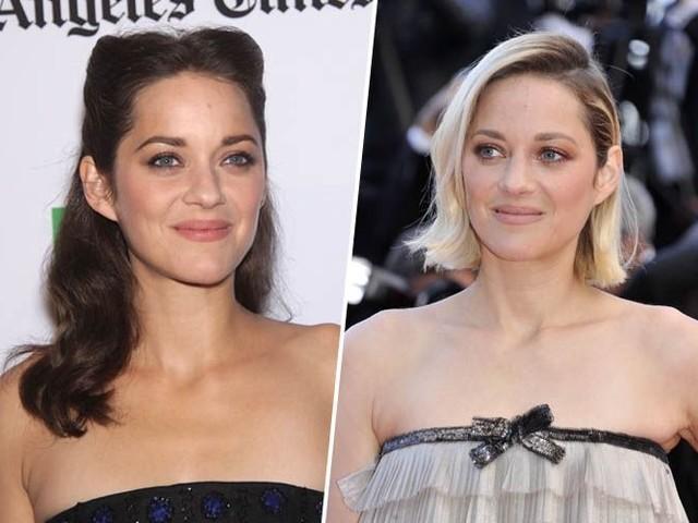 Marion Cotillard, Selena Gomez, Léa Seydoux... ces stars qui sont passées du brun au blond
