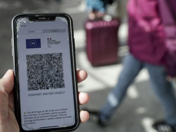 Le pass sanitaire désormais approuvé par 62% des Français, selon un sondage