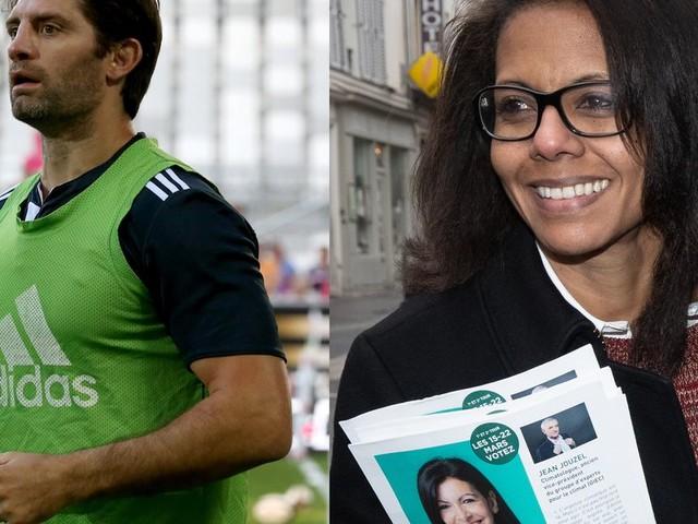 La journaliste Audrey Pulvar et le rugbyman Pierre Rabadan deviennent adjoints d'Anne Hidalgo