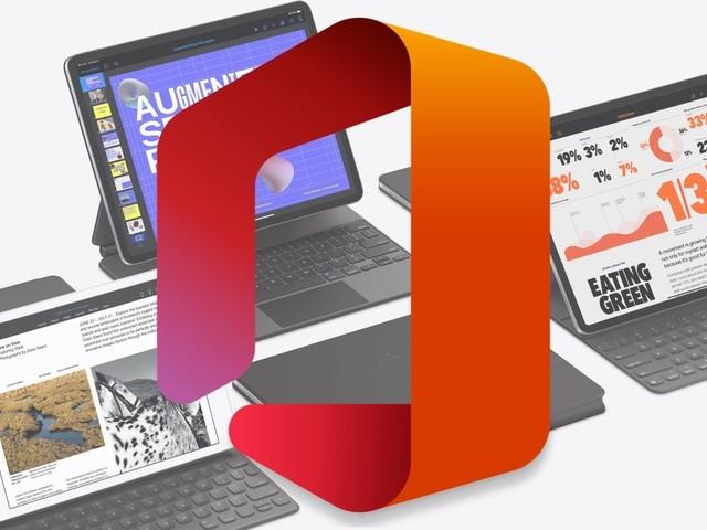 L'application Microsoft Office est désormais compatible avec l'iPad