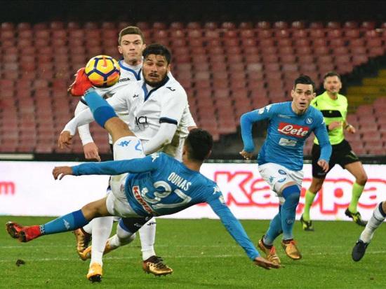 (En cours) Atalanta 0 - 0 Naples (Ounas)