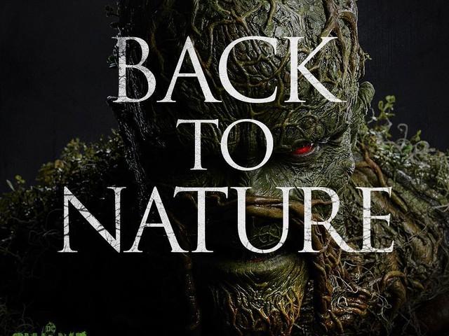 Swamp Thing : La bande annonce de la nouvelle série DC Comics + VOTRE AVIS !