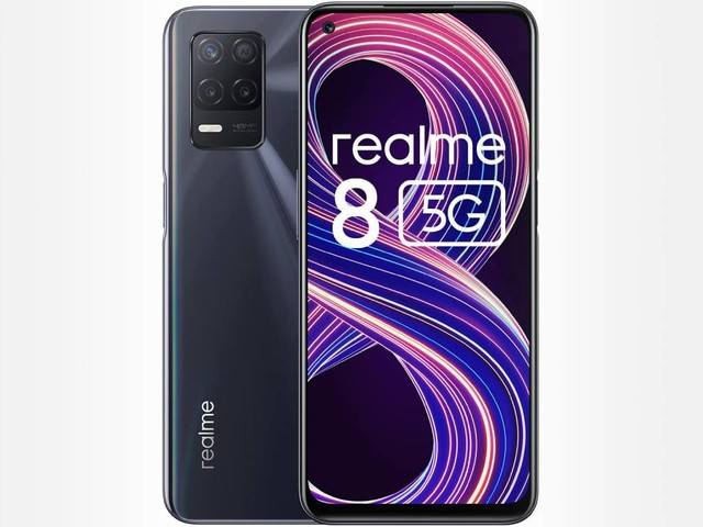 realme 8 5G : le smartphone est à son meilleur prix pour les French Days, vite !
