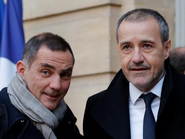 Premier contact entre Edouard Philippe et les élus nationalistes corses