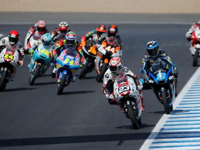 GP Grande-Bretagne-Moto3: Ramirez sur le fil