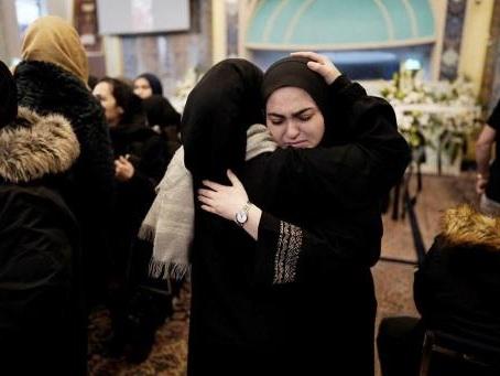 Crash aérien à Téhéran - Emotion et colère lors d'une cérémonie à Toronto