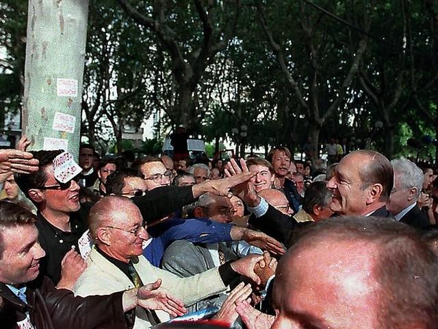 Jacques Chirac et le pays catalan: une histoire de gastronomie et de coups de pouce